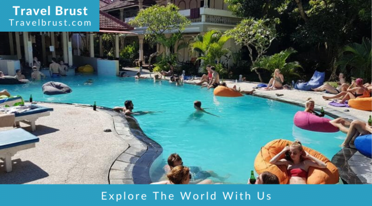 TZ Party Hostel - Best Party Hostel in Bali