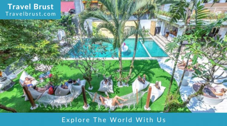 Puri Garden Hotel & Hostel - overall best hostel in Ubud