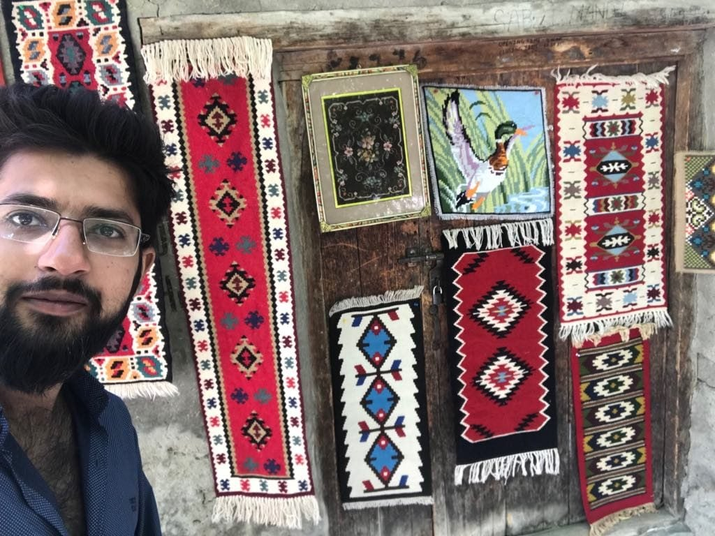 hunza local handicrafts