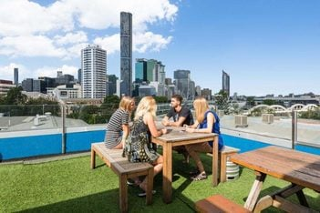 best hostels in Brisbane