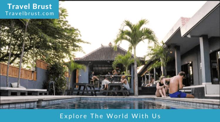 Lay Day Surf Hostel - best party hostel in Canggu
