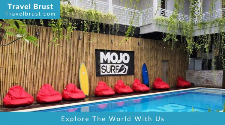MojoSurf Camp Canggu - best surf hostel in Canggu