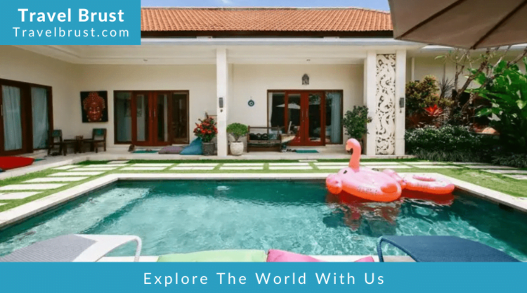 Waterborn Bali - best hostel with a private room in Canggu