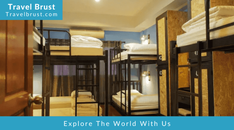 Eden Walking Street Hostel
