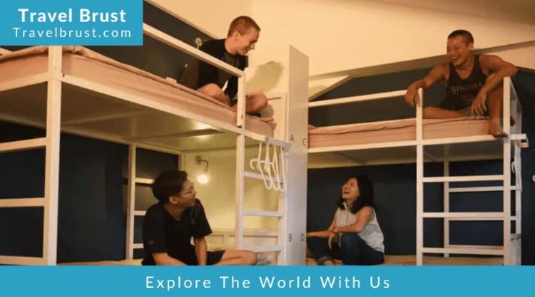 Flip Flop Hostel – Main Station