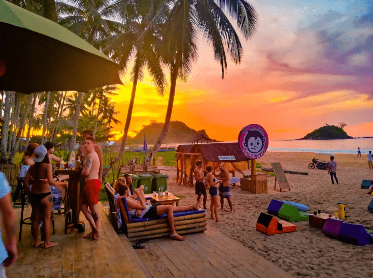 best hostels in El Nido