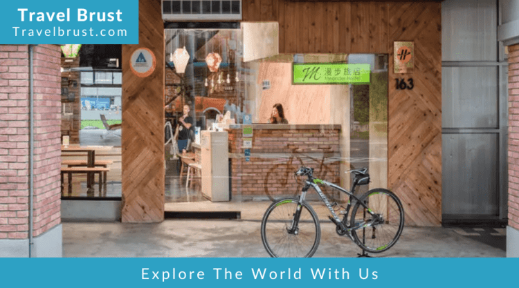 Meander Taipei Hostel – Ximending