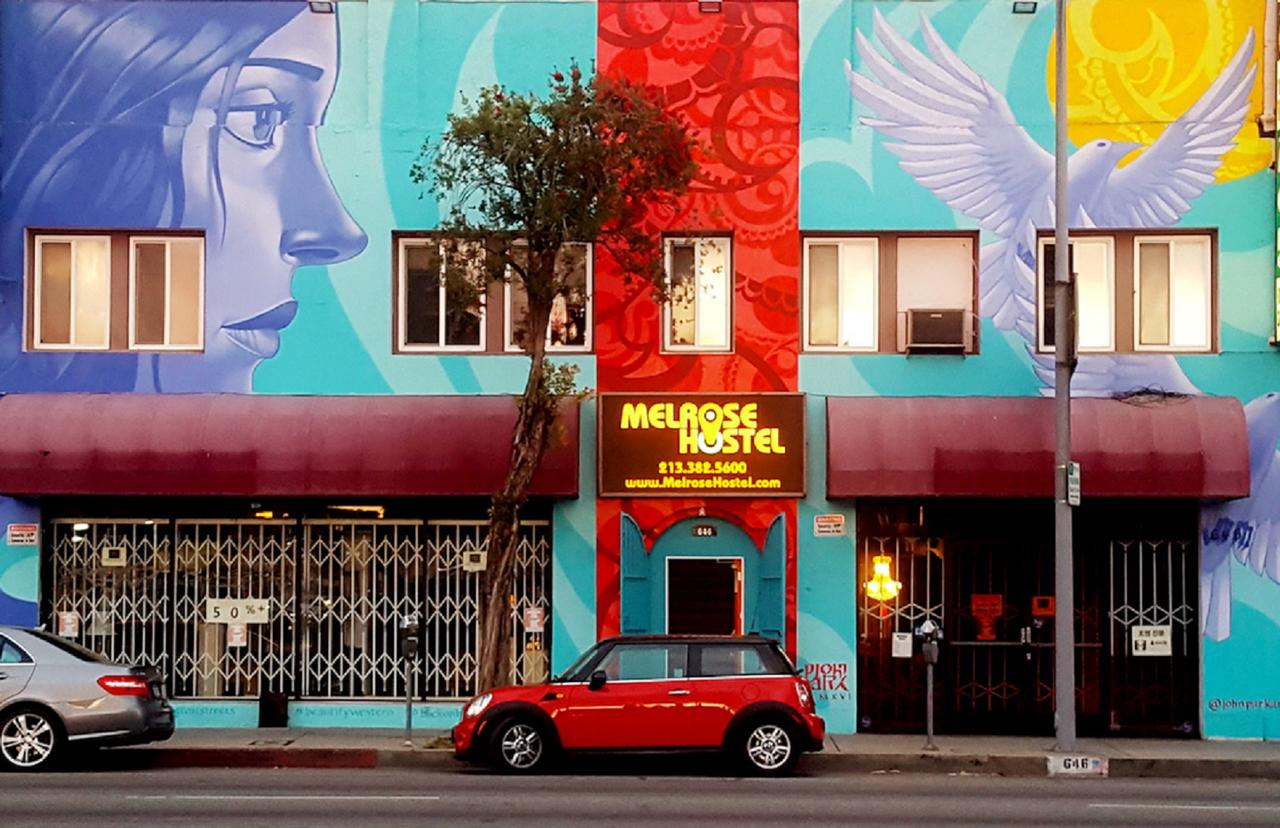 Melrose Hostel, Best Hostels in Los Angeles