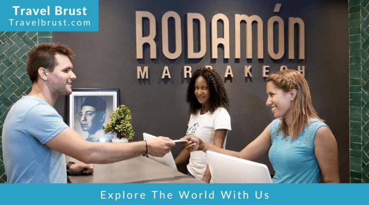 Rodamon Riad Marrakech Hostel