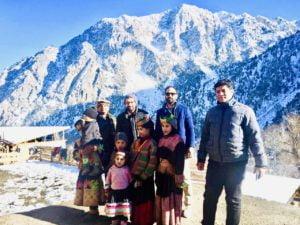 Kalash Valley Chitral People