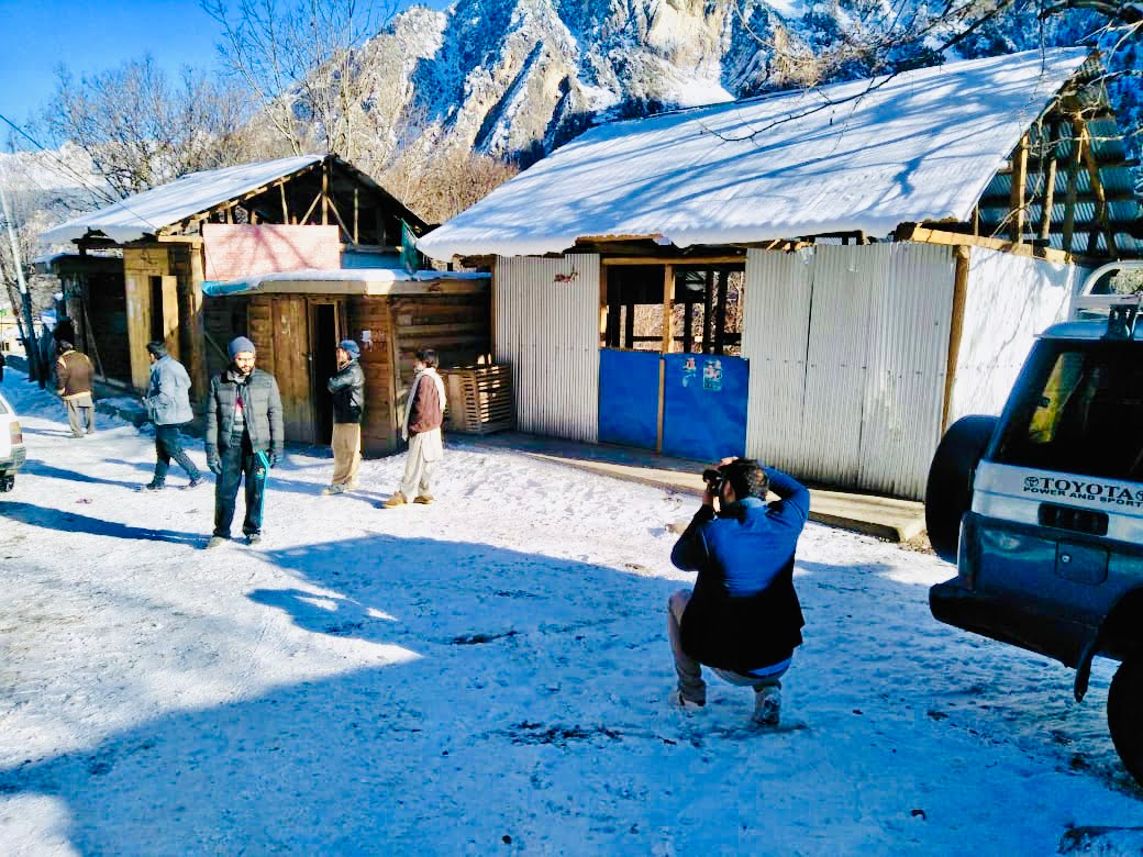 Stay in Kalash