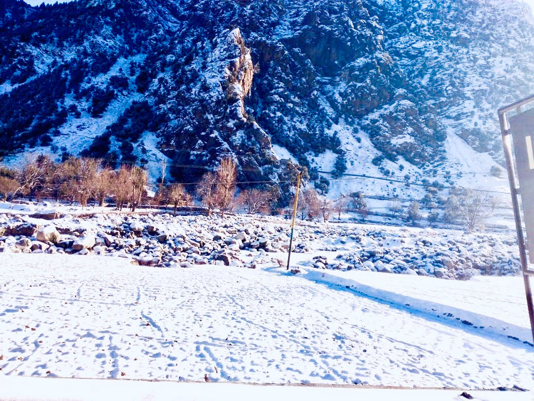 Kalash Valley Weather in January