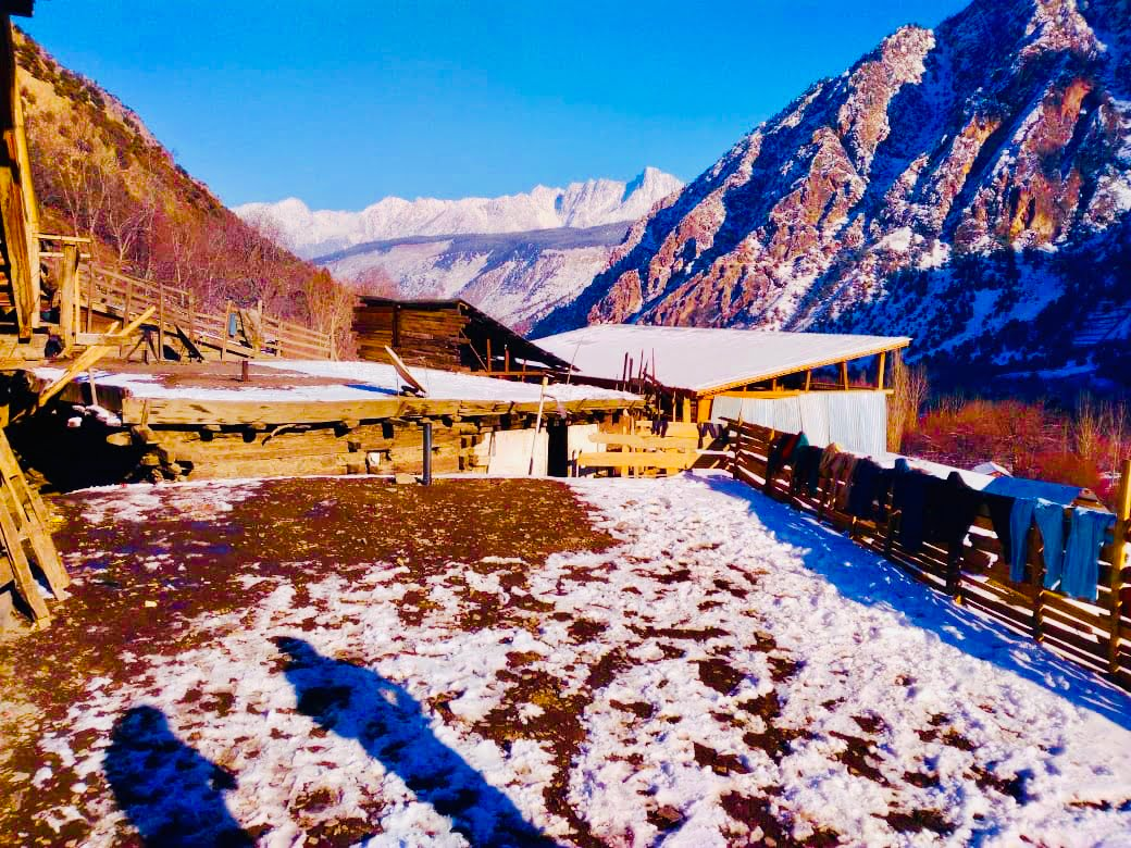 A View from Kalash Valley