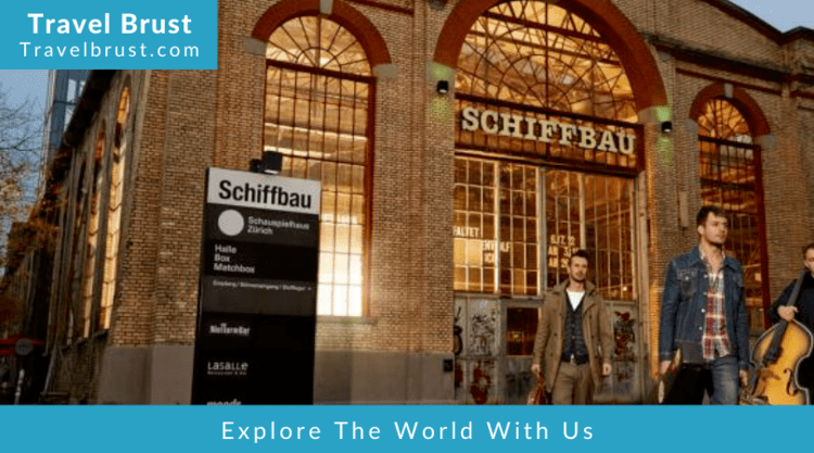 Explore the Zurich West